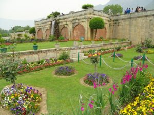 India's Nishat Bagh