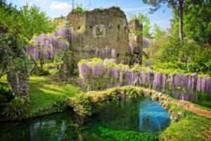 Gardens of Ninfa Italy