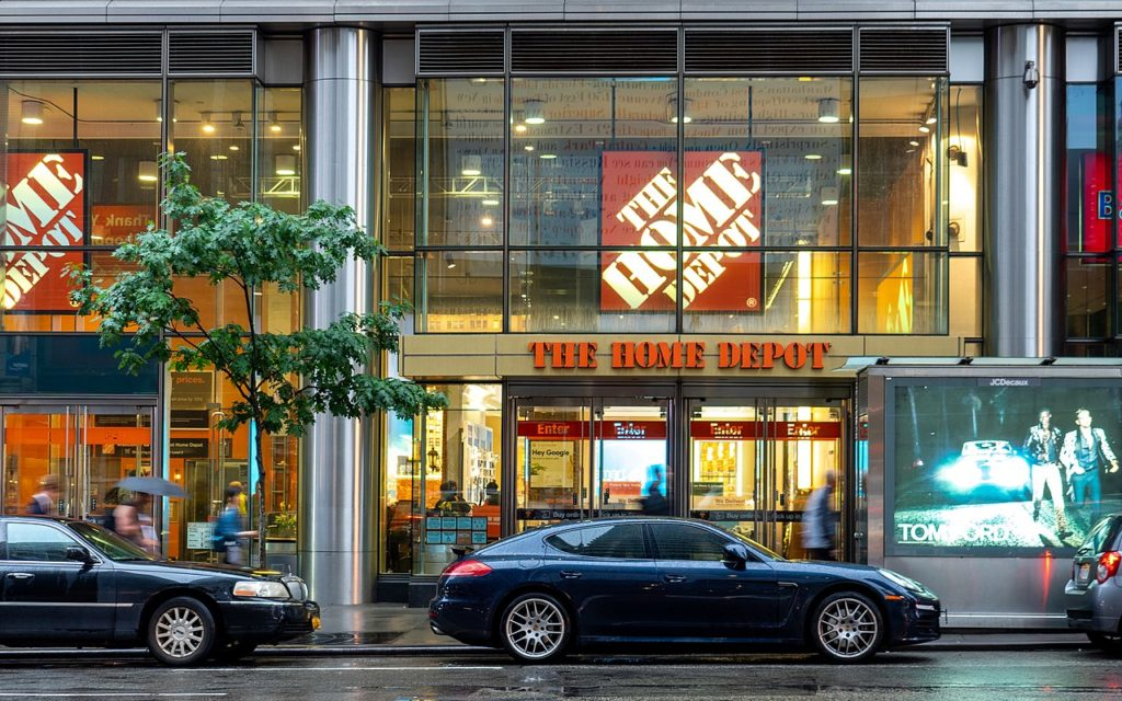 the home depot store